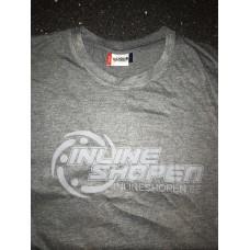 Inlineshopen  t-shirt (mörkgrå)